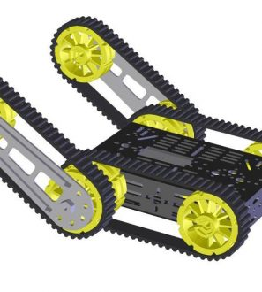 Multi Chassis Rescue Robot