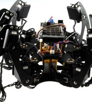Hexapod Robot Kit - Build Your Own Robot