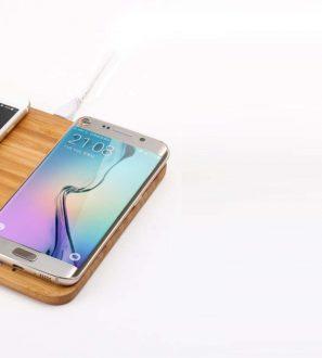 JS Bamboo Dock Wireless C