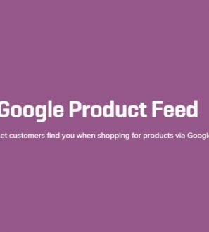 Google Product Feed Plugin for WooCommerce