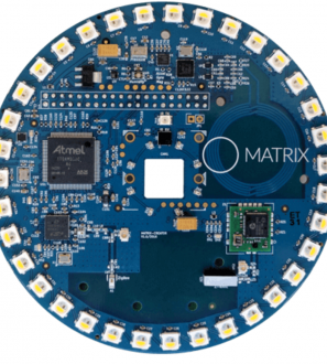 The MATRIX Creator is the most IoT-ready dev board for Raspberry Pi