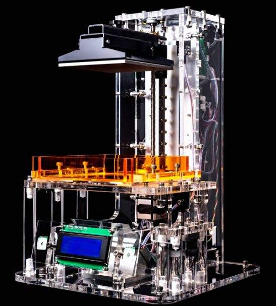 3D Printer FunPlay Series Crystal (DIY Kit)