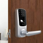 Ultraloq UL3 Fingerprint and Touchscreen Smart Lock