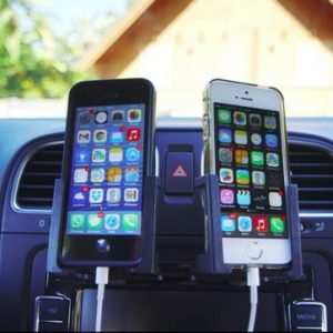 Mobile Phone Mount for Your Car - Radmo Twin