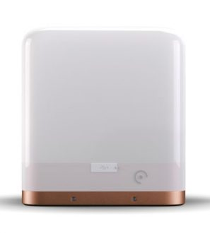 Lucis Portable Wireless Lighting Aluminium Copper