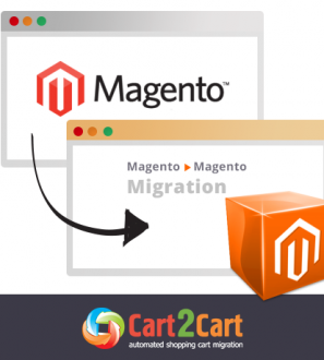 Cart2Cart Magento to Magento Migration