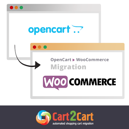 Cart2Cart OpenCart to WooCommerce Migration