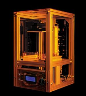 3D Printer FunPlay Series - Amber (DIY Kit)