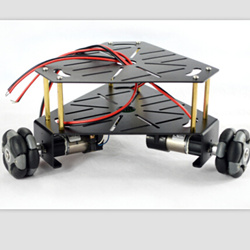Omni Wheel Robot platform chassis