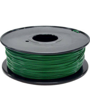 3D Printer Filament PLA Dark Green Color 1.75mm/3mm