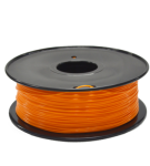 3D Printer Filament PLA Orange Color 1.75mm/3mm