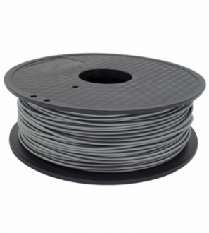 3D Printer Filament PLA Silver Color 1.75mm/3mm