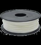 3D Printer Filament PLA White Color 1.75mm/3mm