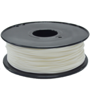 3D Printer Filament PLA White Color 1.75mm/3mm