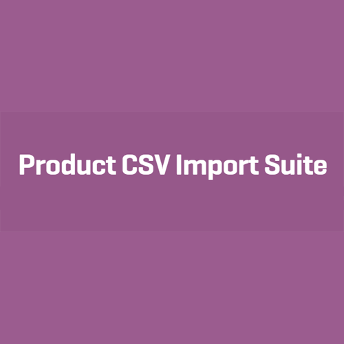 Product CSV Import Suite