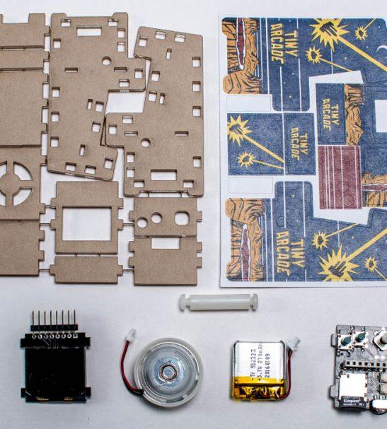 Arcade DIY Kit