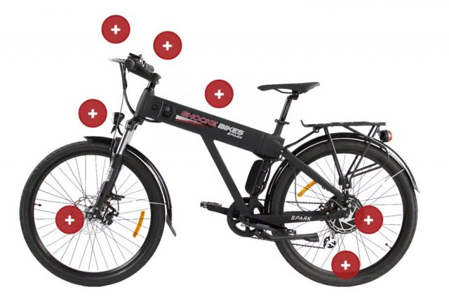 Versatile Electric Bicycle