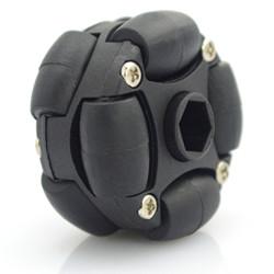 38mm (1.5 Inch) Double Plastic Omni Wheel 14184