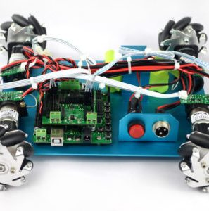 omni wheel arduino robot kit