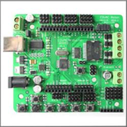Arduino Atmega 328 Micro controller With DC Motor Driver 22002