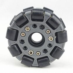100MM Double Plastic Omni Wheel Basic