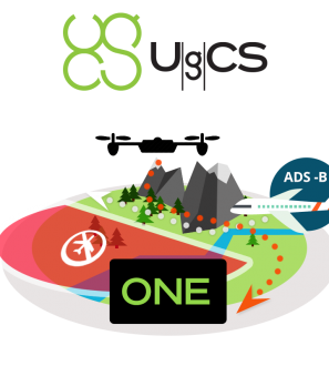 UgCS ONE Universal Ground Control Software for Drones