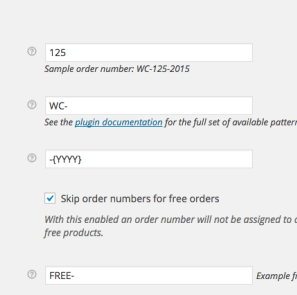 Sequential Order Numbers Pro Plugin for WooCommerce