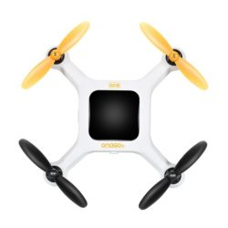 Drone with Camera and Social Media Functions