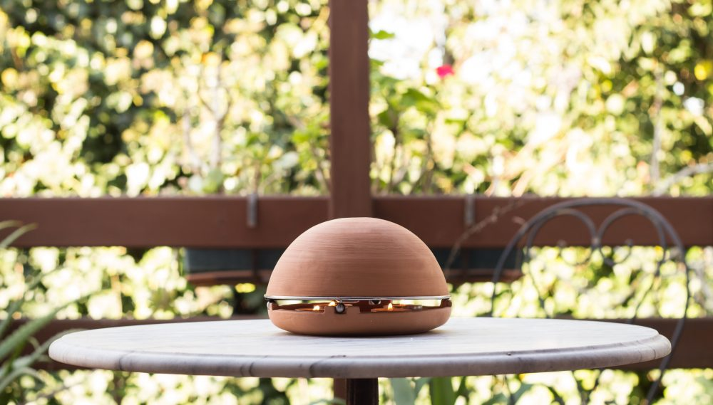 Egloo is a Candle Powered Heater