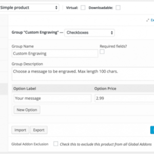 Product Personalization WooCommerce Plugin