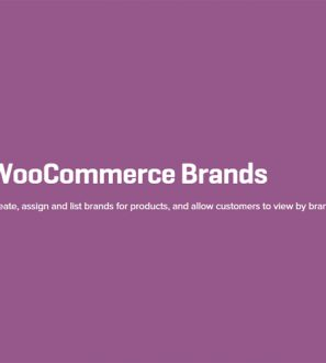 WooCommerce Brands Plugin for WordPress