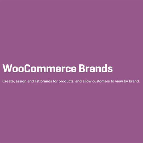 WooCommerce Brands Plugin for WordPress