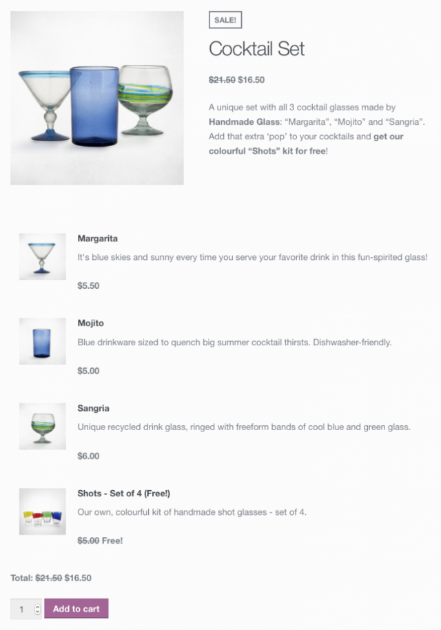 WooCommerce Product Bundles WordPress Plugin
