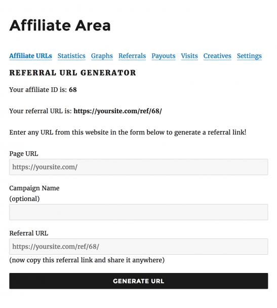 affiliate plugin for wordpress