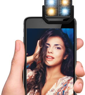 iBlazr 2 LED Wireless Flash for iPhone, iPad and Androids