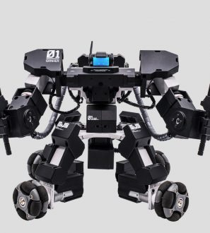 Your First Fighting Robot
