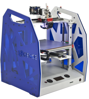 3D Printer gives you the freedom to materialize your projects and ideas - 3DGence ONE