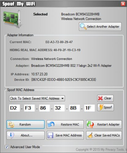 how to know the mac address of my computer