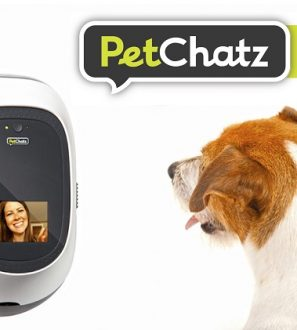 Premium Pet and Treat Camera