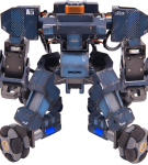 Ganker Fighting Robot Blue Color