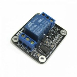 RCSwitch10 is a RC controlled relay switch