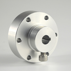 10mm new aluminum spacer hub with key 18034