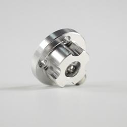 6mm Aluminum Hub for 48mm Aluminum Omni Wheel 18022