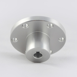 16mm key hub 18026 high quality universal Aluminum hubs are key-locked and loctited to the motor shaft