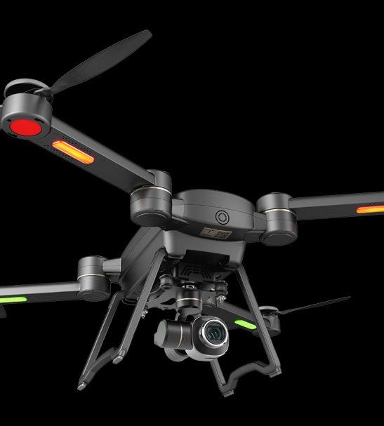 Quadcopter with 4K Camera Portable Drone