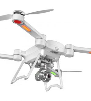 Quadcopter with 4K Camera Portable Drone