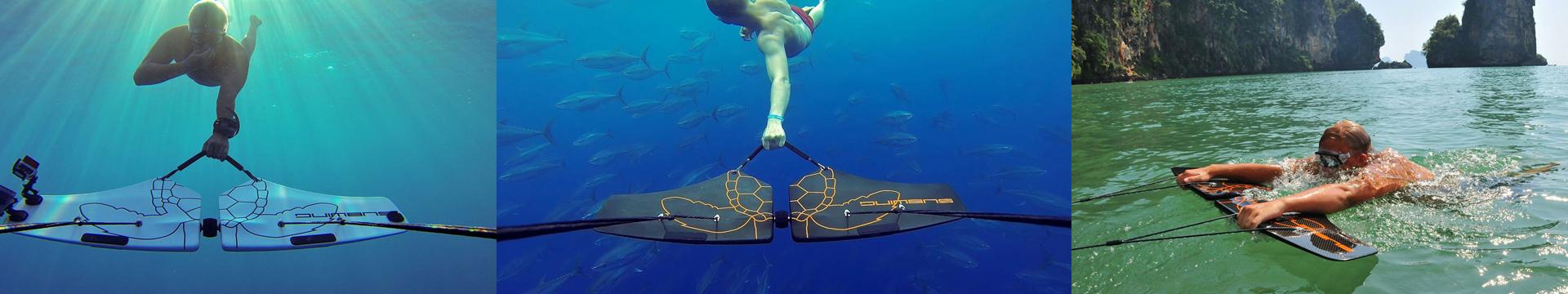 Subwing An Effortless Underwater Flight
