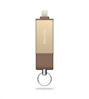 iKlips DUO 64GB Gold