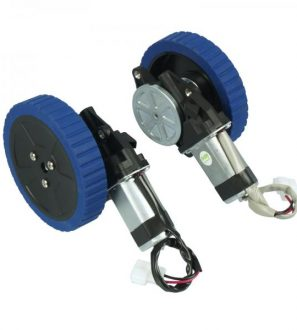 Motor Mount and 5 Inches Wheel Kit