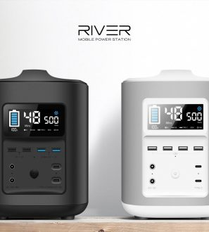 RIVER by EcoFlow Tech – A Portable Charging Station, Back-up Generator and Emergency Battery